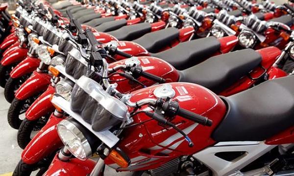 Argentina quiere aumentar exportaciones de motos