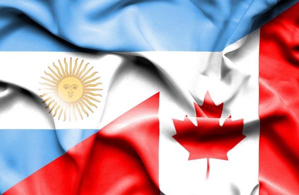 Argentina y Canadá firman acuerdo para mejorar seguridad en el comercio