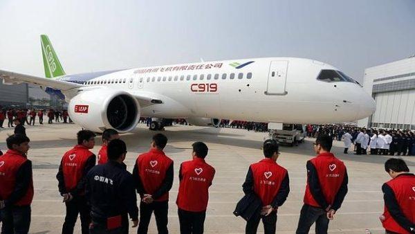 Avión chino-C919