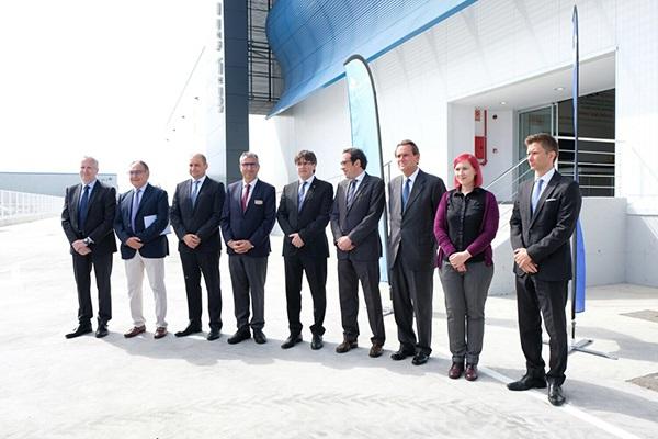 Carrefour y ZAL Port de Barcelona tienen nueva plataforma logística