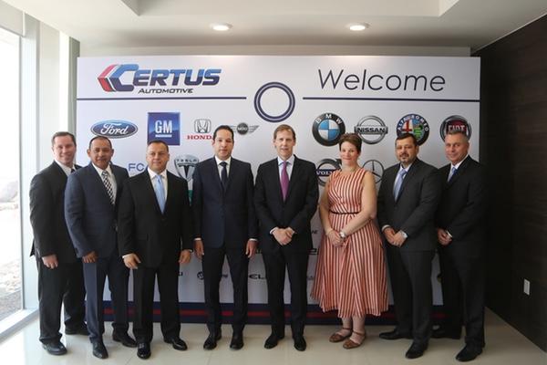 Certus Automotive ya tiene planta en Querétaro