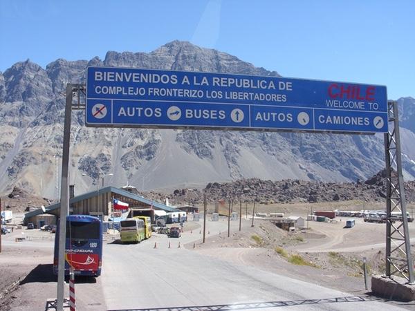 Chile amplía frontera con Argentina