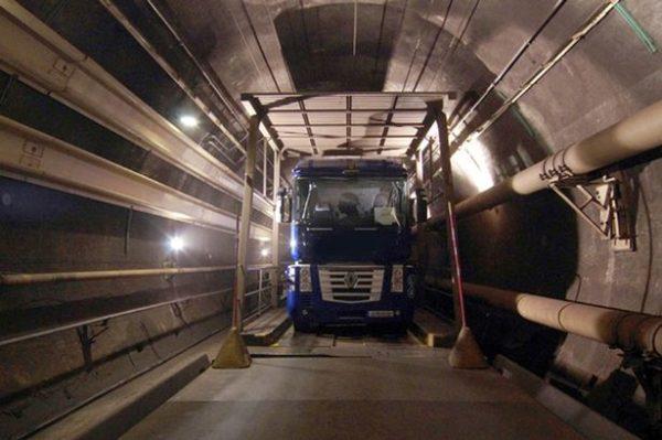 Eurotunnel-obras