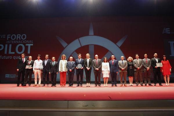 Grupo Ágora y Hierros Alfonso ganan los Premios Pilot de 2017