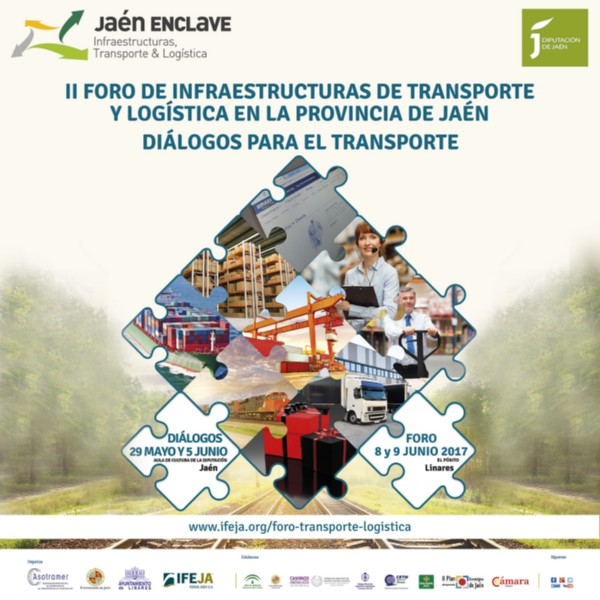 Jaén organiza foro de infraestructuras de transporte