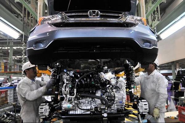 México aumenta exportación automotriz