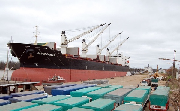 Mejora de puertos argentinos comienza a dar resultados