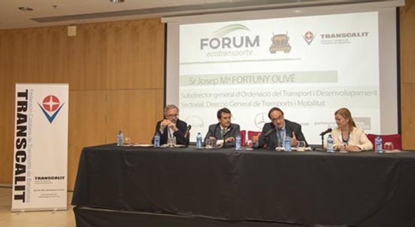 Movilidad y calidad medioambiental fueron protagonistas en Forum Ecotransporte