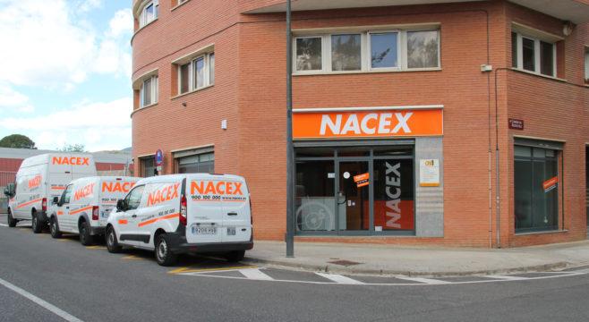 Nacex zaragoza recogidas