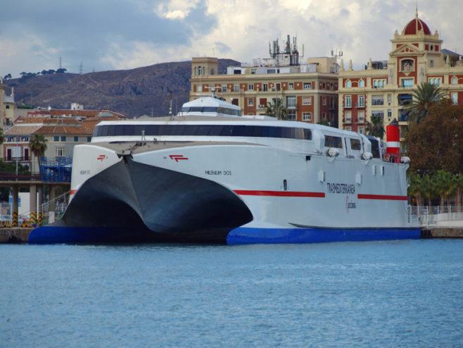 Ceuta y Melilla Transporte