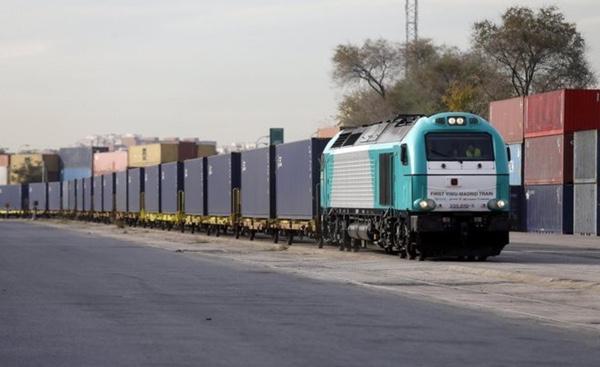 Tren de mercancías de Yiwu ha sido presentado en Cataluña