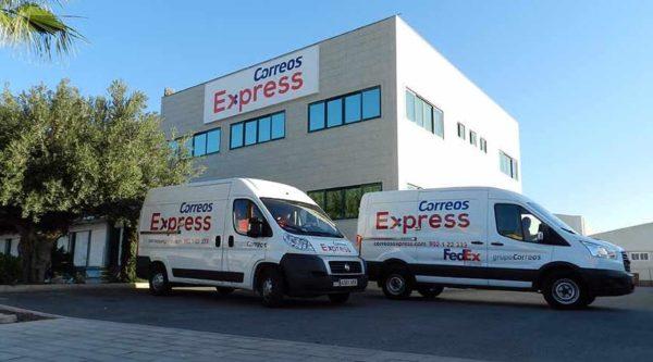 correos express Alicante