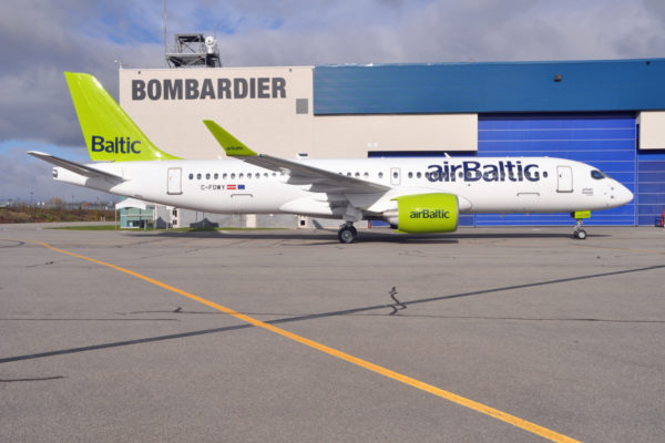 Air baltic españa