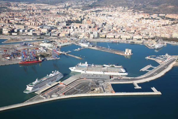 obras-en-puerto-de-Málaga