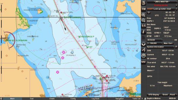 planificador online de rutas marítimas