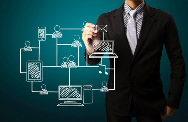 software de gestión empresarial (ERP)