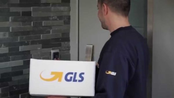 transporte de mercancías GLS