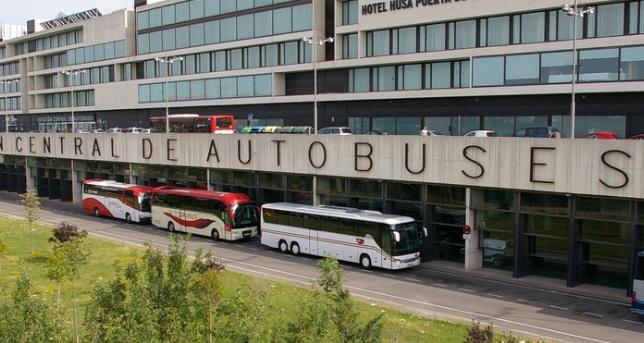 transporte de viajeros en Zaragoza
