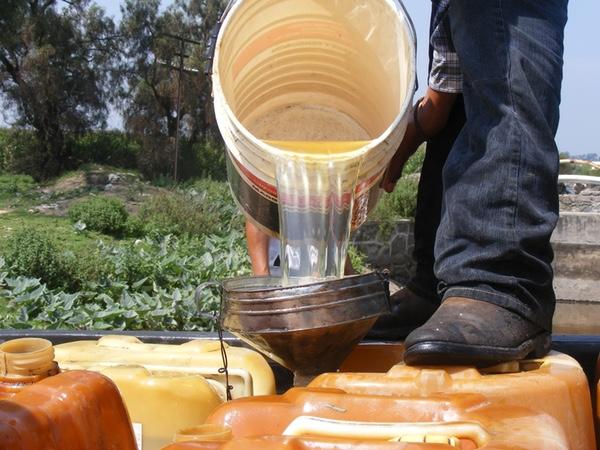 AMOTAC reconoce consumo de combustible robado en Mexico