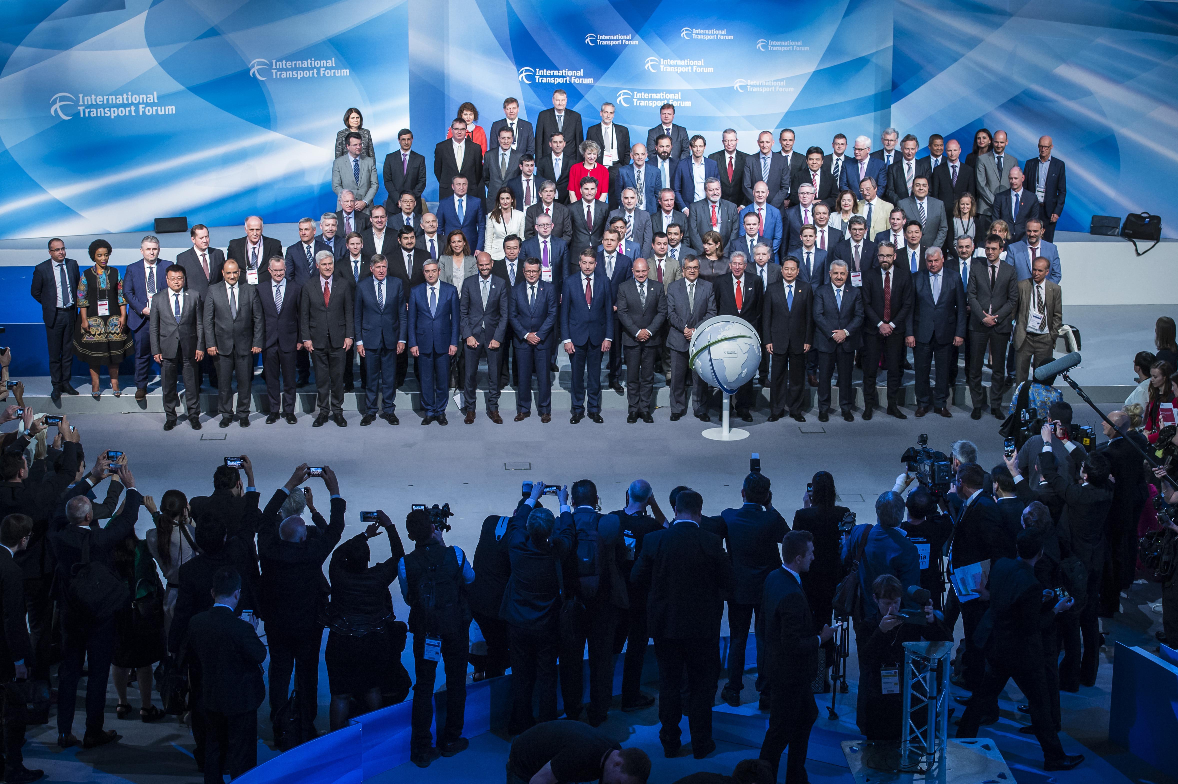 Abertis participa en la Cumbre Anual del Foro Internacional de Transporte en Alemania