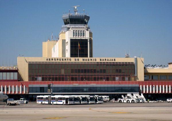 Aeropuerto-de-Madrid-Barajas