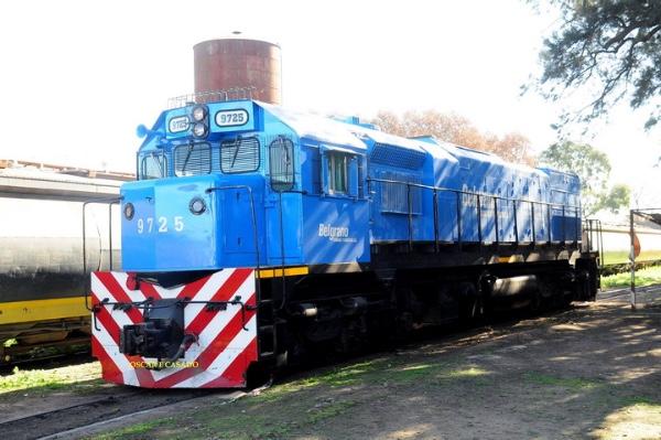 Argentina arranca la ultima fase de renovacion del Belgrano Cargas