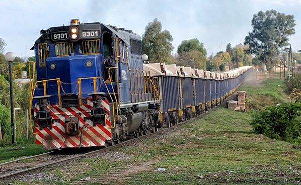 Argentina monitoriza trenes para mejorar la seguridad