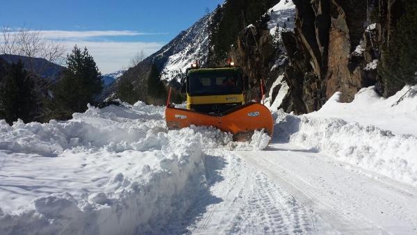 Argentina y Chile organizan jornada sobre vialidad invernal