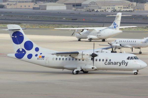Avión Canaryfly