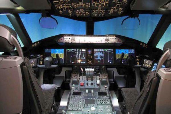 Boeing Piloto automático