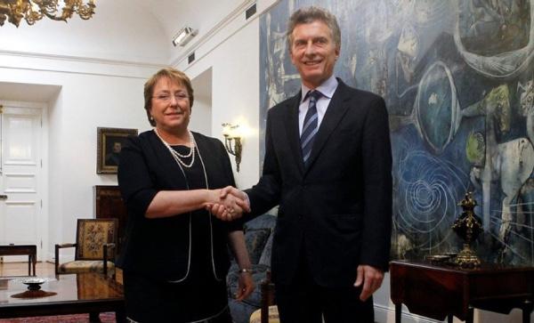 Chile y Argentina cerca de firmar acuerdo comercial