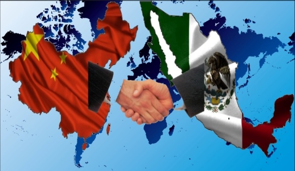 China muestra disponibilidad a negociar TLC con Mexico