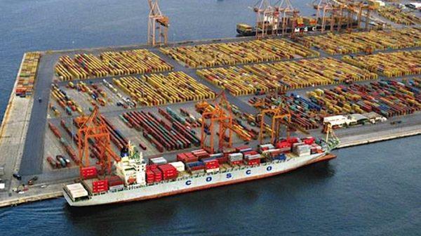 Cosco Ports