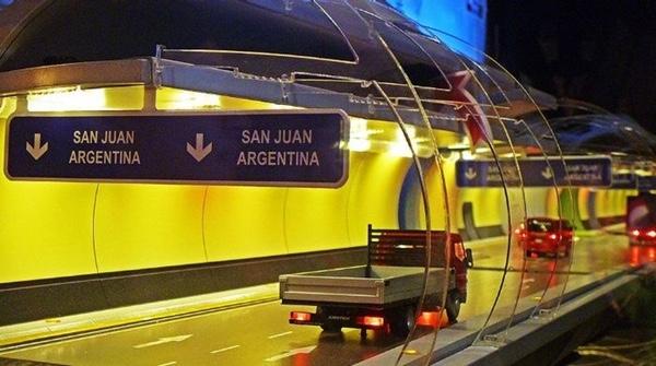 Diez empresas interesadas en el túnel Agua Negra