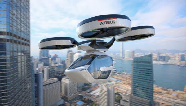 Dron Airbus