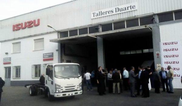 Duarte Trucks