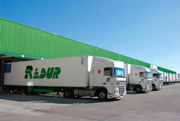 Empresa transportes Redur