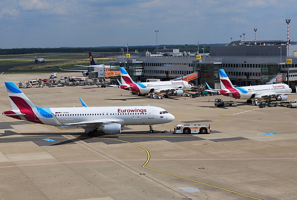 Eurowings y Singapore Airlines