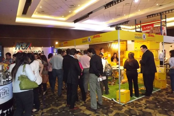 Expo Logistica Paraguay ha sido un gran exito