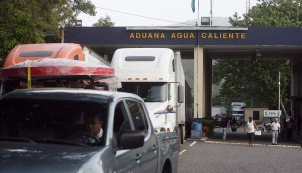 Honduras y Guatemala a punto de finalizar Union Aduanera