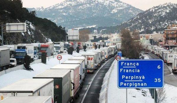 Ley Macron camiones en Francia