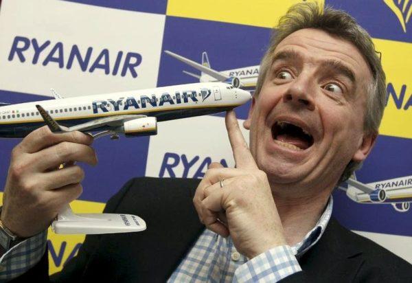 Presidente de Ryanair