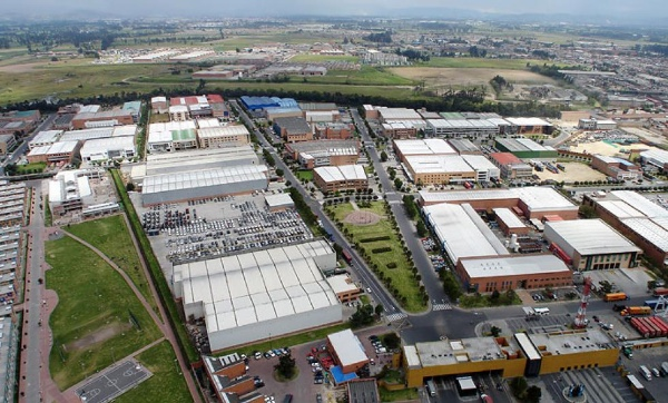 Superavit en zonas francas colombianas supera los 48 millones dolares