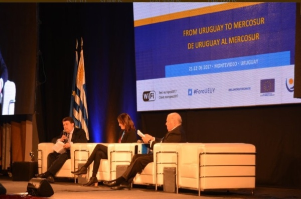 Uruguay celebra foro de inversion europea