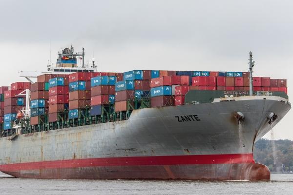comercio marítimo mundial
