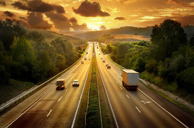 longitud máxima autorizada para el transporte