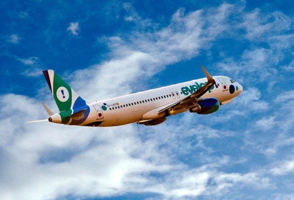 vuelos Evelop