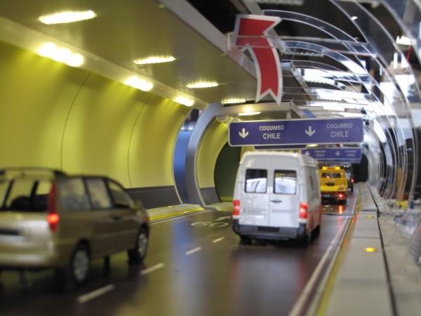 Argentina y Chile avanzan en construccion de tuneles