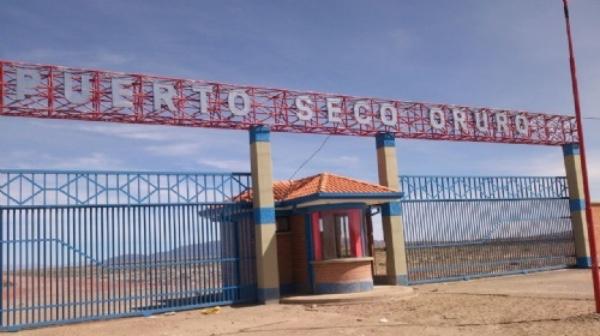 Bolivia comienza ejecucion del Puerto Seco de Oruro