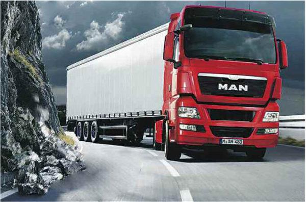 Camiones MAN